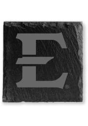 East Tennesse State Buccaneers Slate Coaster