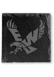 Eastern Washington Eagles Slate Coaster