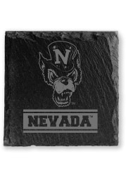 Nevada Wolf Pack Slate Coaster