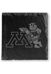 Minnesota Golden Gophers Slate Coaster