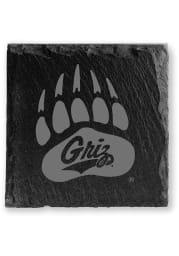 Montana Grizzlies Slate Coaster