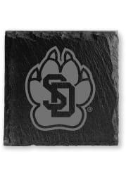 South Dakota Coyotes Slate Coaster
