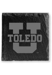 Toledo Rockets Slate Coaster