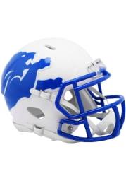 Detroit Lions Amp Mini Helmet