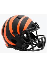 Cincinnati Bengals Eclipse Speed Mini Helmet