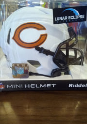 Chicago Bears Lunar Eclipse Speed Mini Helmet