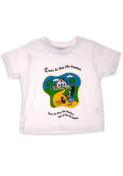 Wizard of Oz Toddler White No Place Like Home Short Sleeve T Shirt