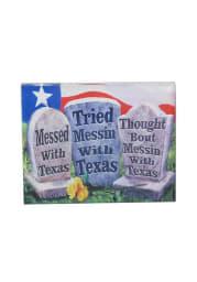 Texas RIP Magnet