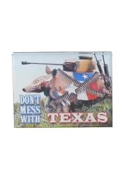 Texas Armadillo Magnet