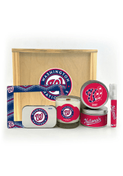 Washington Nationals Housewarming Gift Box