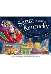 Kentucky Santa is Coming Children's Book