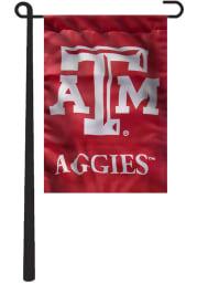 Texas A&M Aggies 13x18 Red Garden Flag