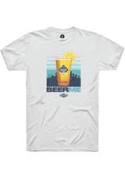 Boulevard Beer Me White Short Sleeve T-Shirt