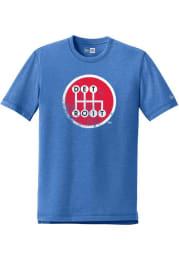 Made In Detroit Royal Shifter Short Sleeve T Shirt