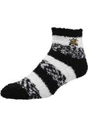Wichita State Shockers Stripe Womens Quarter Socks