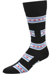 Chicago Allover Mens Dress Socks