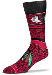 Chicago Blackhawks Game Time Mens Dress Socks