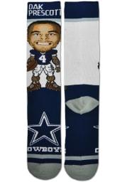 Dak Prescott Dallas Cowboys #Player Mens Crew Socks