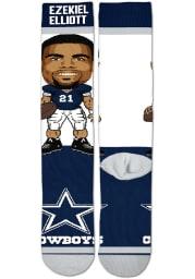 Ezekiel Elliott Dallas Cowboys #Player Mens Crew Socks