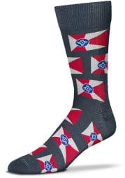 Wichita Flag Mens Dress Socks