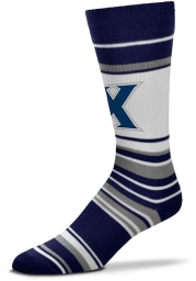 Xavier Musketeers Mas Stripe Mens Dress Socks