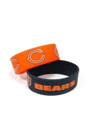 Chicago Bears Wide Kids Bracelet