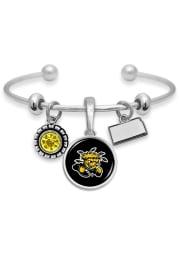 Wichita State Shockers Home Sweet School Womens Bracelet