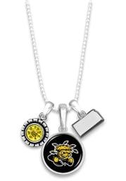 Wichita State Shockers Home Sweet School Necklace