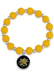Wichita State Shockers Leah Womens Bracelet