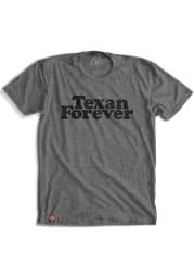 Tumbleweed Texas Grey Texan Forever Short Sleeve T Shirt