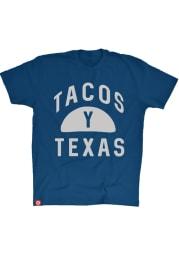 Tumbleweed Texas Blue Tacos Y Short Sleeve T Shirt