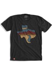 Tumbleweed Texas Grey West Texas Land Short Sleeve T Shirt