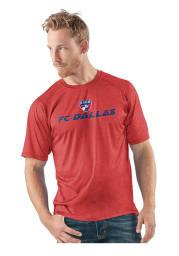 FC Dallas Red Locker Room Short Sleeve T Shirt