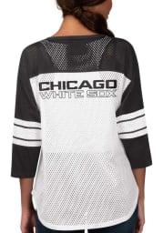 Chicago White Sox Womens First Team Fashion Baseball Jersey - White