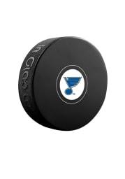 St Louis Blues Official Team Logo Autograph Puck