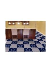 Dallas Cowboys 18x18 Team Tiles Interior Rug