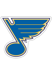 St Louis Blues Logo Acrylic Magnet