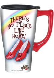 Wizard of Oz Ceramic Theres No Place Like Home Travel Mug