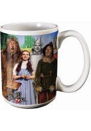 Wizard of Oz Cast Ceramic Mug