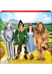 Wizard of Oz 6X6 Cast Sign
