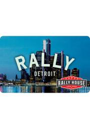 Rally House Detroit Skyline Gift Card