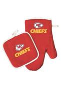 Kansas City Chiefs team color BBQ Grill Mitt