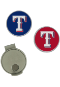 Texas Rangers Ball Marker Cap Clip