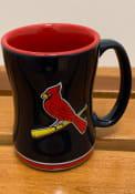 St Louis Cardinals 15oz Sculpted Mug