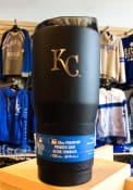 Kansas City Royals Powder Coated 30oz Ultra Stainless Steel Tumbler - Black