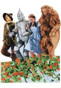 Wizard of Oz Poppy Field Magnet