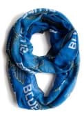 St Louis Blues Womens Team Color Scarf - Blue