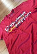 Paul Goldschmidt St Louis Cardinals 108 Stitches Happens Fashion T Shirt - Red