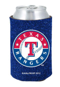 Texas Rangers Red Glitter Can Coolie