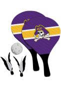 East Carolina Pirates Paddle Birdie Tailgate Game